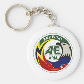 Air Self Defense Force 2nd Air Wing Chitose Keychains