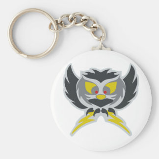 Air Self Defense Force compilation (602nd flight s Basic Round Button Keychain
