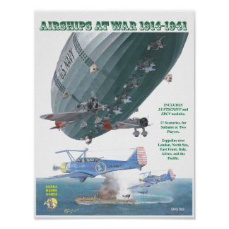 Air Ships (AAW) Cover Poster