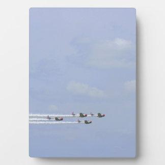 Air Show 10 Plaque