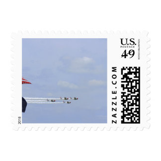 Air Show 10 Postage