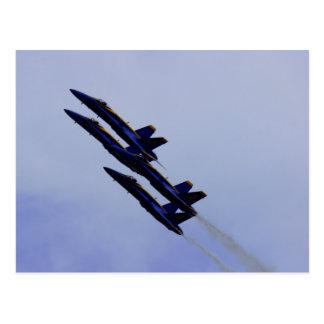 Air Show 7 Postcard