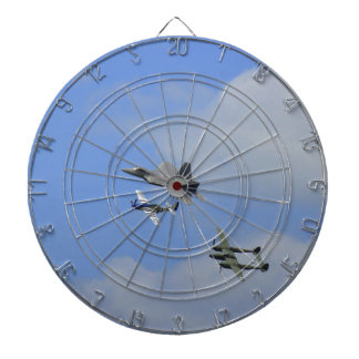 Air Show 9 Dartboard With Darts
