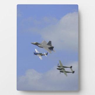 Air Show 9 Plaque