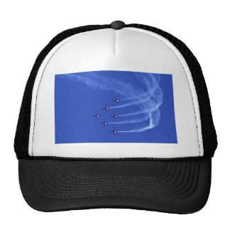 Air Show Roulettes Trucker Hat