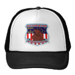 Air Station Kodiak, Alaska Mesh Hat