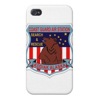 Air Station Kodiak Case For iPhone 4