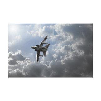 Air Superiority Canvas Print