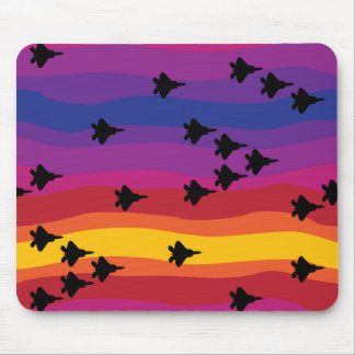 Air Superiority Mouse Pad