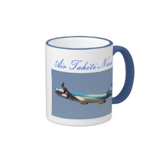 Air Tahiti Nui Depart, Air Tahiti Nui Coffee Mugs