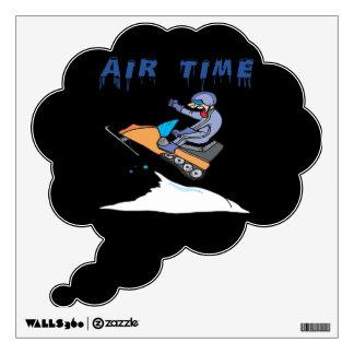 Air Time 2 Wall Sticker
