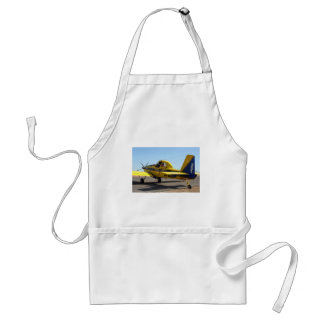 Air tractor aircraft adult apron