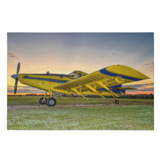 Air Tractor AT-802 Faux Canvas Print