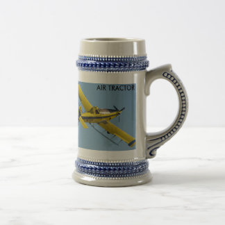 AIR TRACTOR BEER STEIN