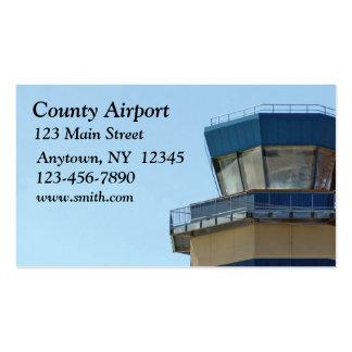 Air Traffic Control Business Card