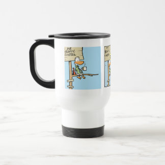 Air Traffic Control Coffee Humour Mug