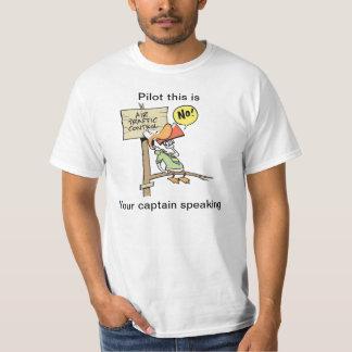 Air Traffic Control Funny T-Shirt