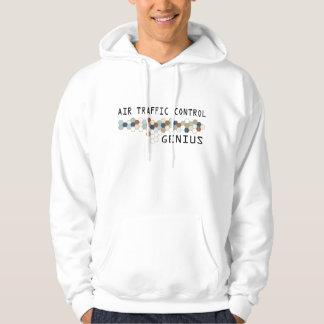 Air Traffic Control Genius Hooded Sweatshirt