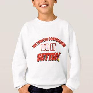 Air Traffic Controller designs Sweatshirt