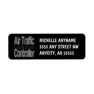Air Traffic Controller Extraordinaire Label