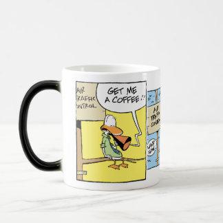 Air Traffic Controller Humor Morphing Mug