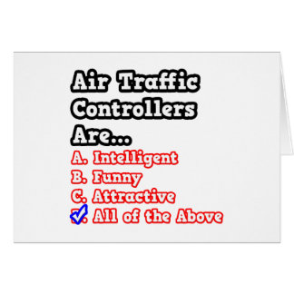 Air Traffic Controller Quiz.. Card