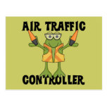 Air Traffic Controller Tshirts and Gifts Postcard