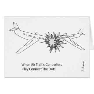 Air traffic controllers card