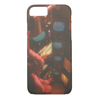 Air traffic controllers._Military Aircraft iPhone 8/7 Case