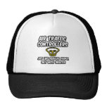 Air Traffic Controllers...Regular People, Smarter Trucker Hat