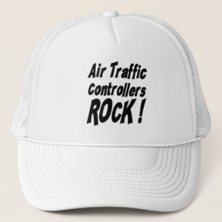 Air Traffic Controllers Rock! Hat