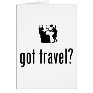 Air Traveller Card