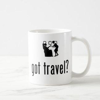Air Traveller Classic White Coffee Mug