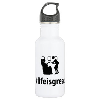 Air Traveller Stainless Steel Water Bottle