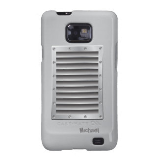 Air Ventilation Grille Funny Samsung Case Samsung Galaxy SII Cover
