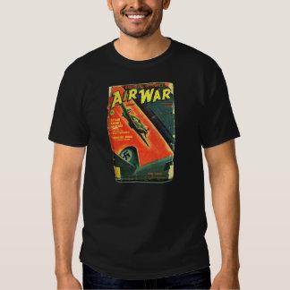 Air War Aviation Pulp Magazine 1942 T Shirt