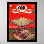 Air Wonder Stories v01 n01 (1929-07.Stellar)_Pulp Poster