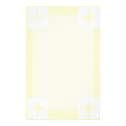 Air (yellow) stationery