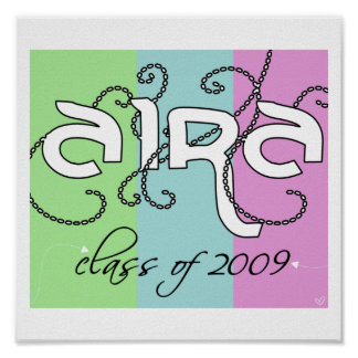 aira class of 2009 poster