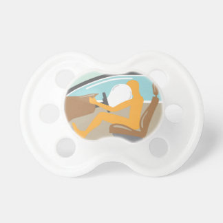 Airbag On Pacifier