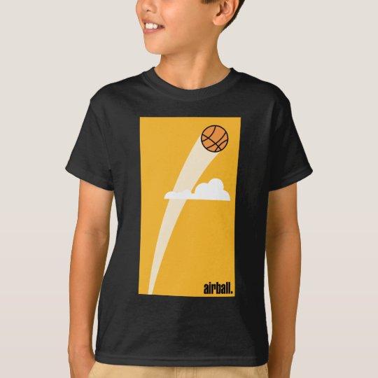 Airball Basketball T-Shirt