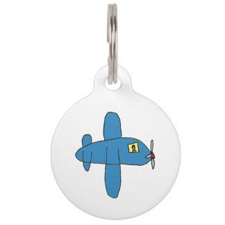 Airbeep (airplane) pet tag