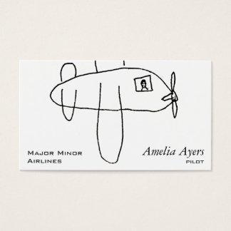 Airbeep Business Card