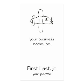 Airbeep Double-Sided Standard Business Cards (Pack Of 100)