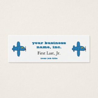 Airbeep Colorized Mini Business Card