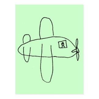 Airbeep Postcard