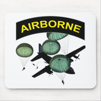 Airborne 2 mouse pads