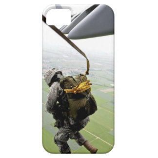 Airborne All The Way iPhone SE/5/5s Case