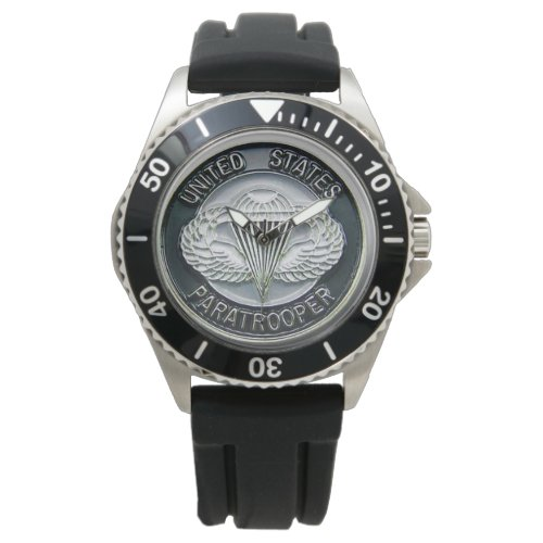 Airborne All The Way! Wrist Watch