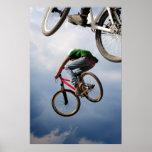 airborne bikes poster